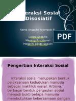 InteraksiSosialDisosiatif