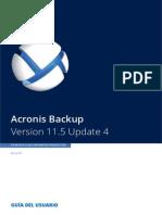 AcronisBackupPC 11.5