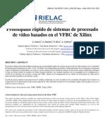 Garcés-Socarrás Et Al._2013_Prototipado Rápido de Sistemas de Procesado de Vídeo Basados en El VFBC de Xilinx(2)