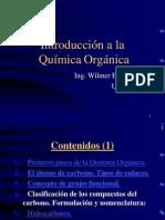 1-Intr. Química Orgánica