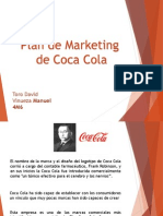 Plan de Marketing-Coca Cola