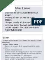 Peralatan Industri Kimia Boiler