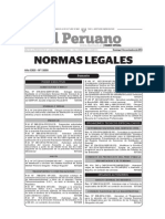 Normas Legales 09-11-2014 [TodoDocumentos.info]