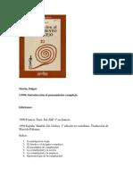 Morin-Introducción al pensamiento complejo.pdf