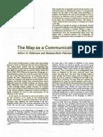 Maps as Communication