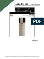 TM025 Rheem 310 Series Heat Pump REV B.pdf