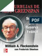Las Burbujas de Alan Greenspan - William a. Fleckenstein