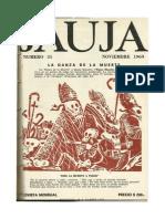 Revista Jauja -Leonardo Castellani -35- Noviembre 1969
