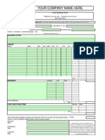 Daywork Sheet (1)