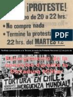 5. Resurgimiento de La Oposición Durante La Dictadura