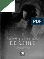 Mitos y Leyendas de Chile. Floridor Pérez