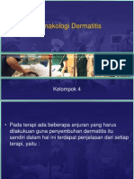 Farmakologi Dermatitis