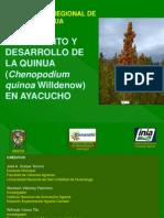 01. Crecimiento y Desarrollo de La Quinua en Ayacucho