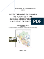 Informe Chiclayo-Final Ladrii