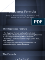 authentic happiness presentation