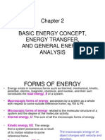 Chapter 2 - Energy Concepts