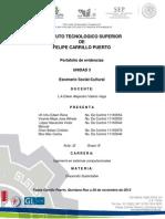 Portafolio Desarrollo Sustentable U3