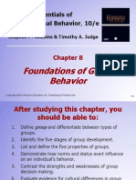 Group Decision Making Chapter 9 vohra