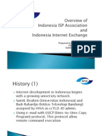 Overview APJII and IDC3