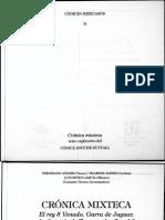 Codice Zouche-Nutall -Marteen Jansen