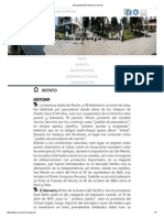 Municipalidad Distrital de Ancón