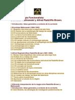 Funcionalismo Malinowski y Radcliffe Brown