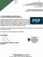 OFICIO GABY079