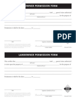 Landowner Permission Form Full Size 07-2011