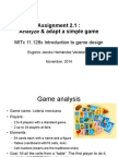 EJHV EdX MITx 11_126x I2GD Assignment 2_1 Game Analysis