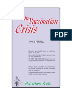 The Vaccination Crisis by Vance Ferrell