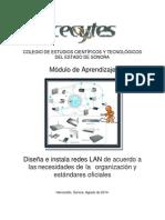 Diseña e Instala Redes Lan 10junio2014 Nuevo