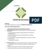 Lambang Baru Koperasi Indonesia