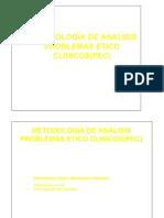 Propuesta de Metodologia de Analisis Casos Cl