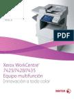 Xerox WorkCentre 7425-7435