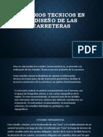 Estudios Tecnicos en El Diseñuesta Obra Hormigon Blanco de Las Carreteras