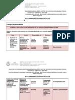 Formato Ruta de Mejora 2014 esbac