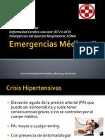 Emergencias Médicas II
