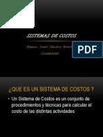 Sistemas de Costos