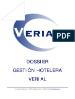 Gestion Hotelera Verial, DOSSIER