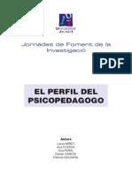 El perfil del psicopedagogo