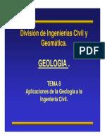 08 Aplicaciones de La GGeologia en La Ing Civil