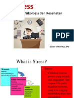 Bahan Kuliah Stress