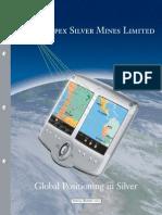 Apex Mines 2002 Letter to Shareholders