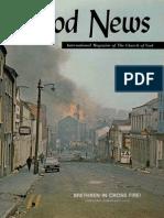 Good News 1972 (Vol XXI No 01) Jan-Feb