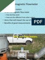 Electromagnetic Flowmeter CRK2012
