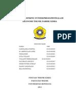Tugas Ekonomi Teknik Pabrik Kimia Tekim 2010 KMPS PALEMBANG. Metode Depresiasi Sinking Funds