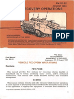 Vechicle Recovery Operations