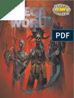 Savage Worlds Omega World w CS
