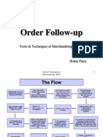Order Follow-up.ppt