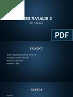 Dies Natalis 3